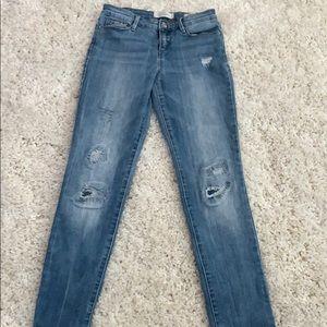 jessica simpson: kiss me skinny jeans